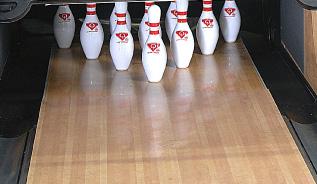 pistes bowling de pont à mousson