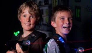 anniveraire enfants au laser pont-à-mousson