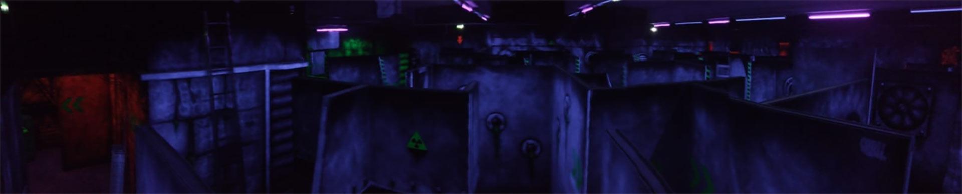 labyrinthes du laser game