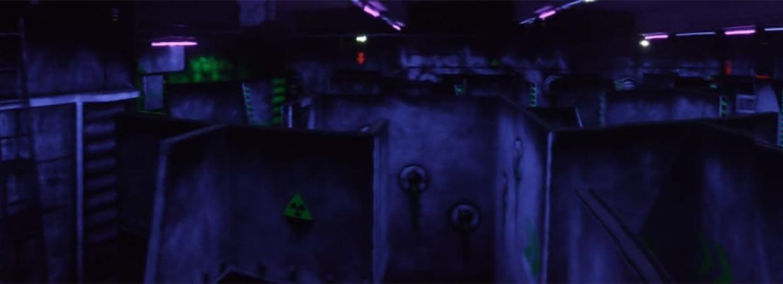 Laser game à Pont-à-Mousson