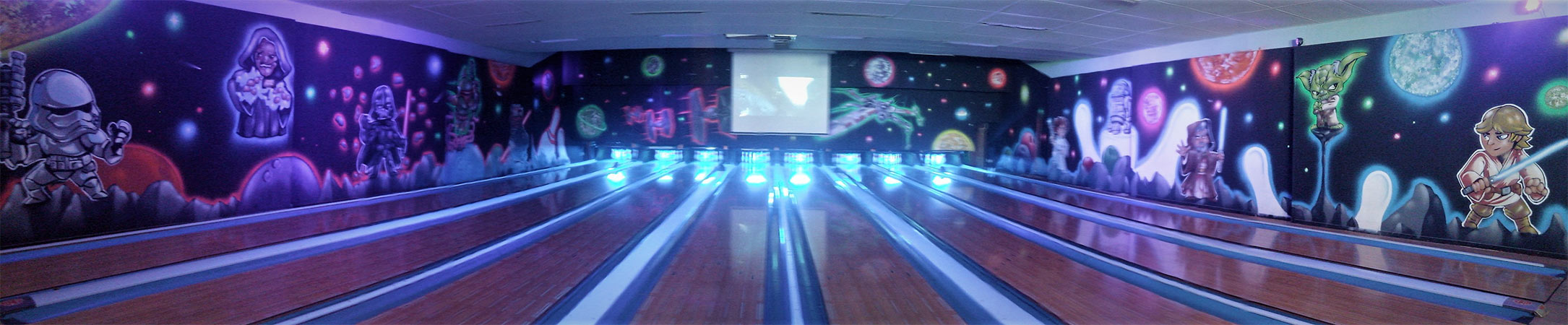 pistes de bowling