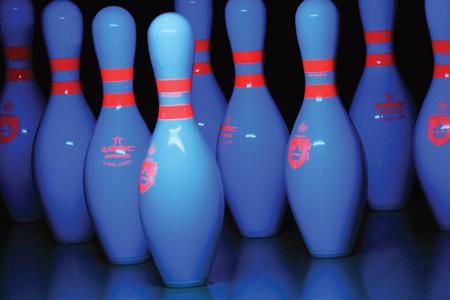 règles d'une partie de bowling